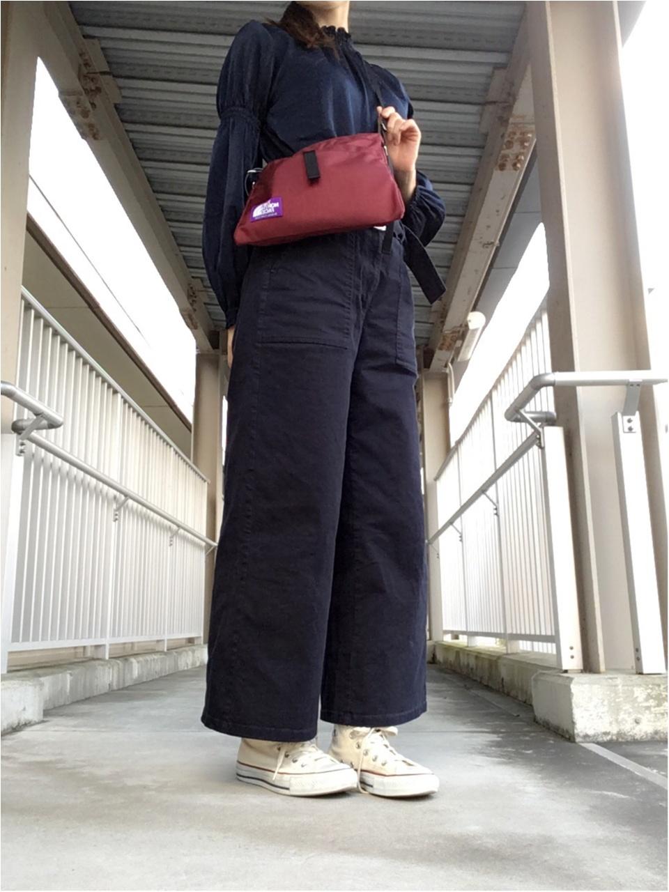 ちょこっとお出掛け【プチプラコーデ】産後履きたかったパンツをやっと♡_2