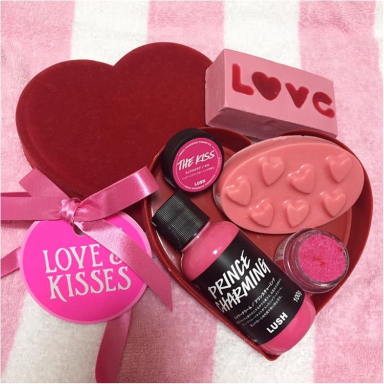 【Beauty】まだ買える♡! ?毎度おなじみ!LUSHのバレンタインシリーズが可愛すぎた件。_2