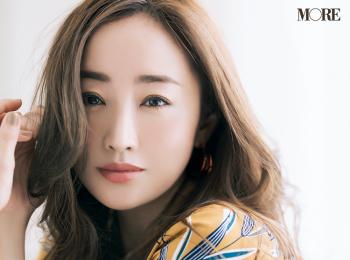 美容家・神崎恵さんが語る「眉の大切さ」と「アップデートすべき理由」とは? 愛用の美眉アイテムも公開!