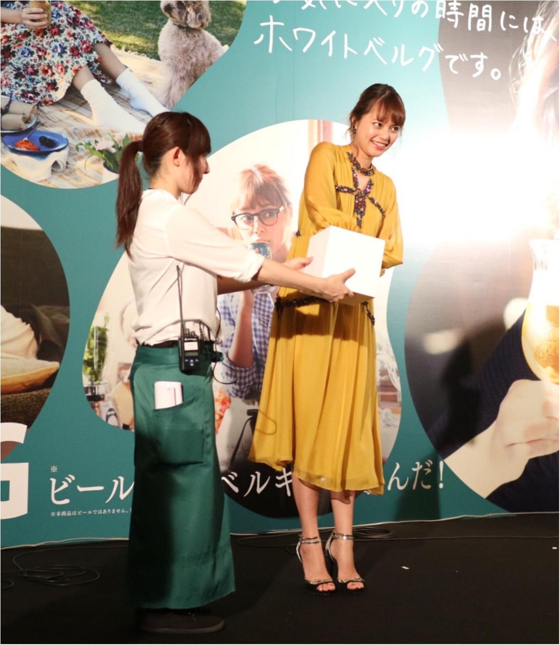 岸本セシルおすすめ♡ 『ホワイトベルグゼミ』ファンイベントに潜入してきました!_4