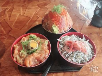 伊豆へ海鮮丼を食べにドライブ