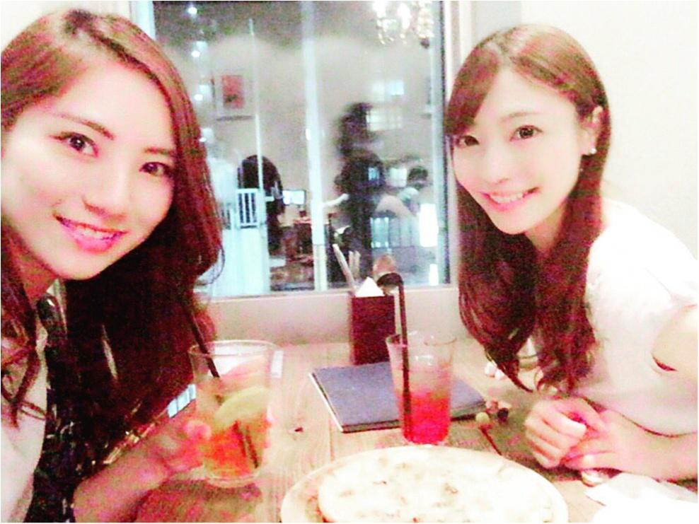 銀座で大人気のカフェに行ってきました♡_2