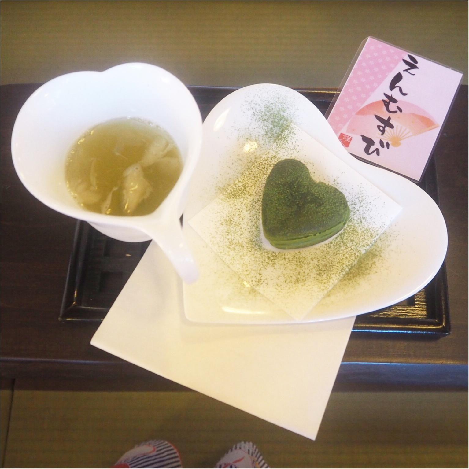 川越浴衣散策★名物芋そうめんとかわいい抹茶スイーツ♡♡_8