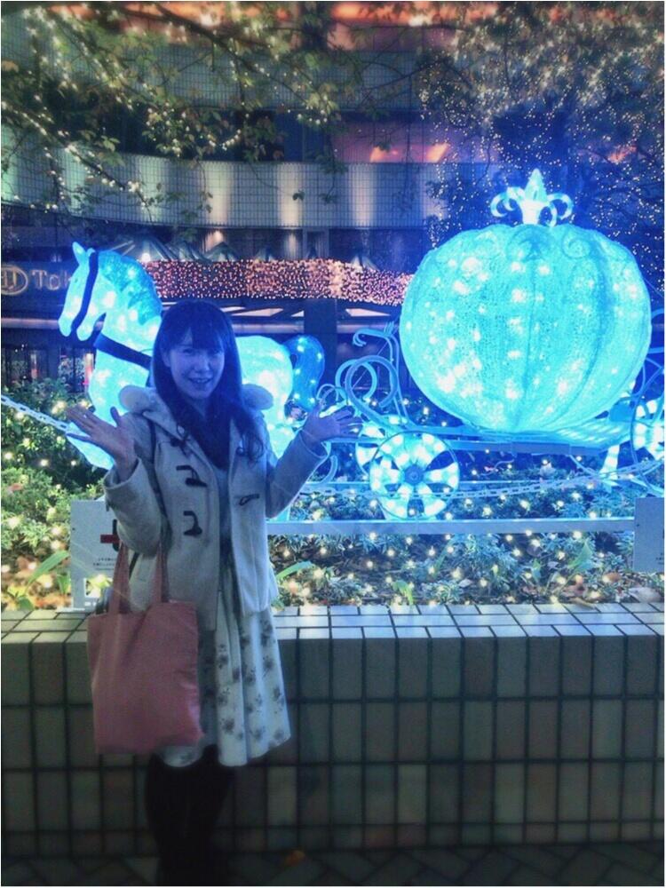 今回も可愛すぎ!ヒルトン東京マーブルラウンジ スイーツビュッフェのクリスマスフェアは、シンデレラがテーマ。_4
