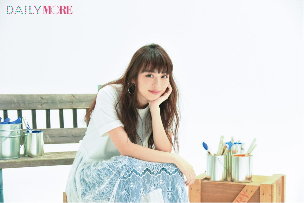 【内田理央インタビュー】キックボクシングを頑張って、強い女子になりたい!_1