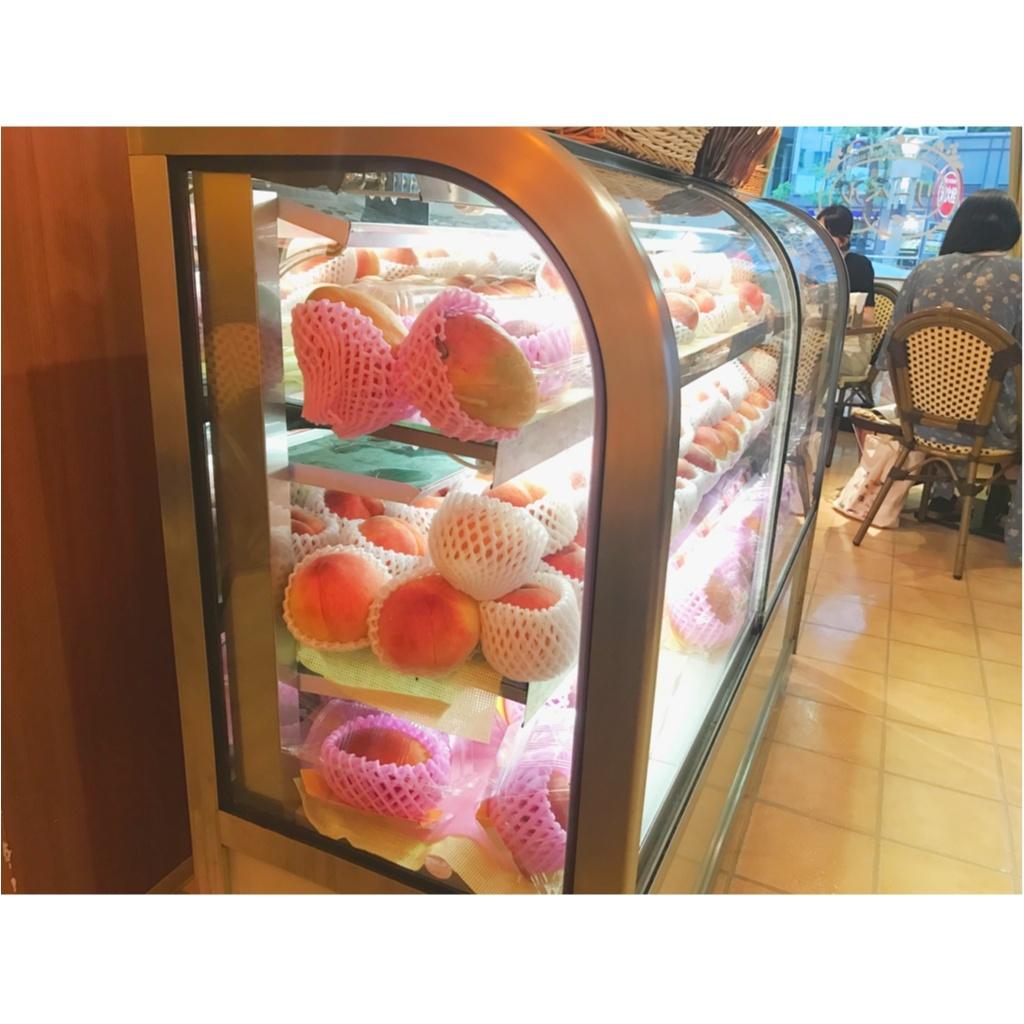 《フルーツ好きな人は要チェック!目黒&新宿の好立地に新鮮でおいし〜〜いフルーツが食べられる喫茶店が!》果実園・リーベルがキテる♡♡_2