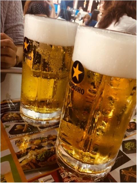 《夏を飲みほせ!!》サッポロビールビアガーデン!!!!_1