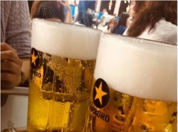 《夏を飲みほせ!!》サッポロビールビアガーデン!!!!