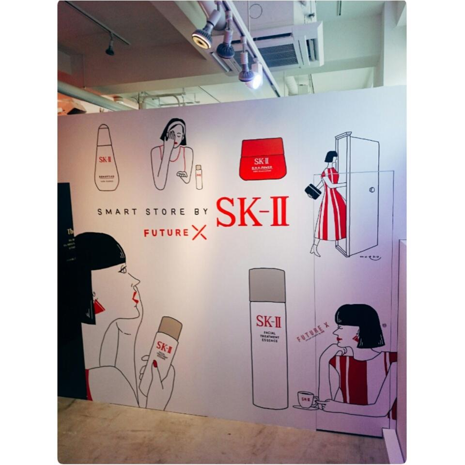 《イベントレポ》最新技術を使ったSK-IIのポップアップストアが表参道にオープン♡_8