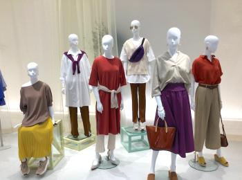 『GU』2019春夏の展示会レポが返り咲き♡ ダウンのあか抜けコーデも人気♡【今週のファッション人気ランキング】