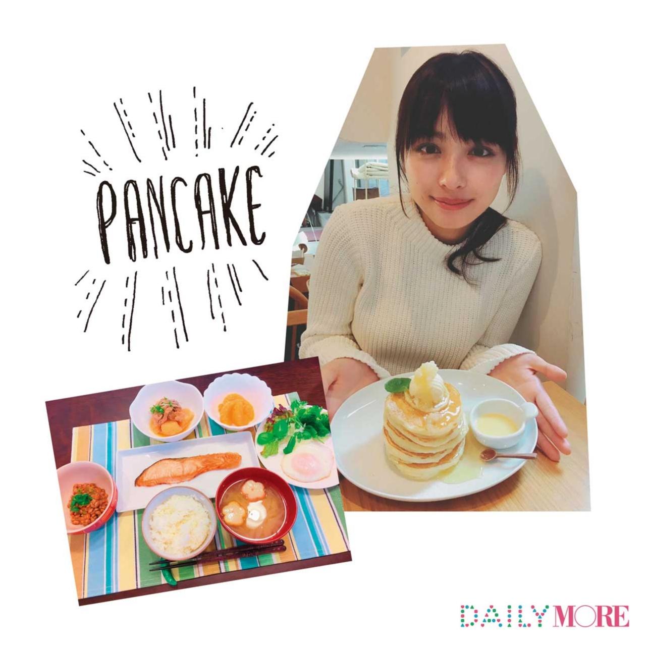 【内田理央のデジレポ。】だーりお的オフの日の楽しみは、のんびりパンケーキを食べること♡_1