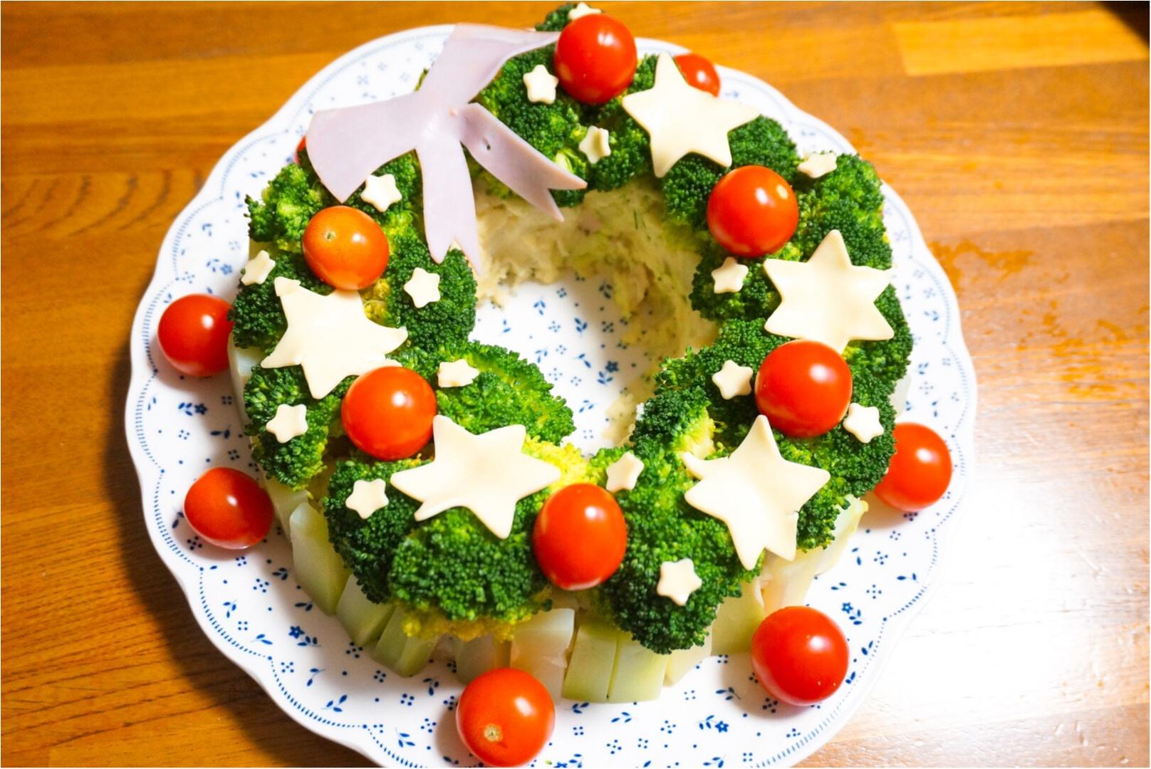 《今年はお家でクリパ♡》みんなでわいわい作って楽しもう♪クリスマスにぴったりな手作り料理3品はこれっ‼︎_1