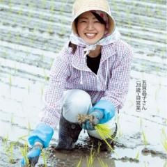 【動画もチェック】 はじめての「田植え」に密着! ひと粒のお米に込める愛情と手間ひま【#モアチャレ 農業女子チャレンジ】