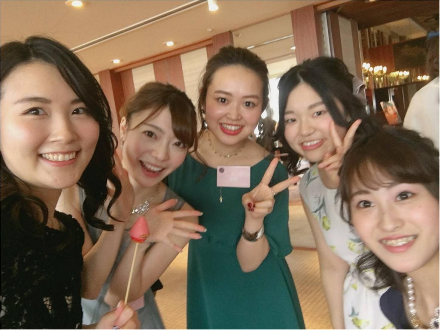 【MORE大女子会2018】一度にモアハピ部の皆さまと交流出来る華やかなオフ会♡イベント♡素敵なプレゼントまで_4