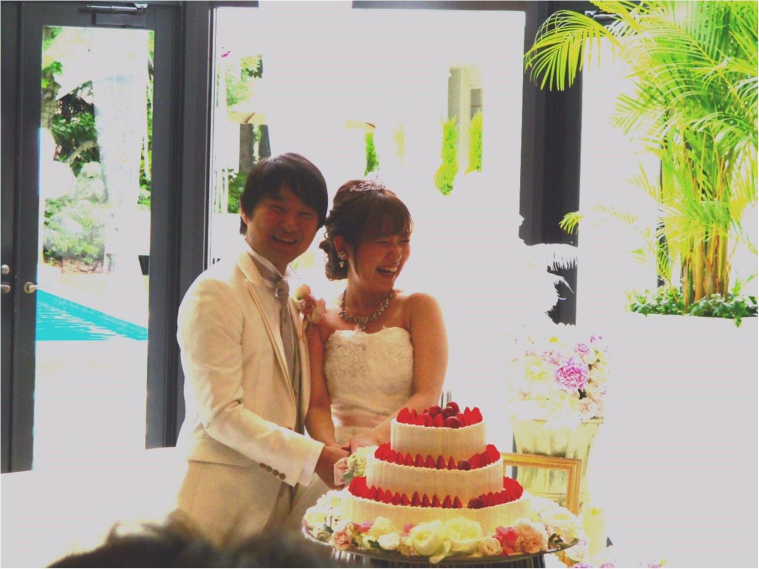 世界一「姫!」な花嫁さん♡ももえちゃん結婚式レポ♡_19