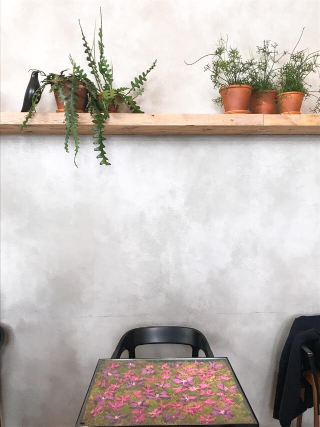 【NomuKobe】お花のテーブルで素敵なカフェを♡♡_3
