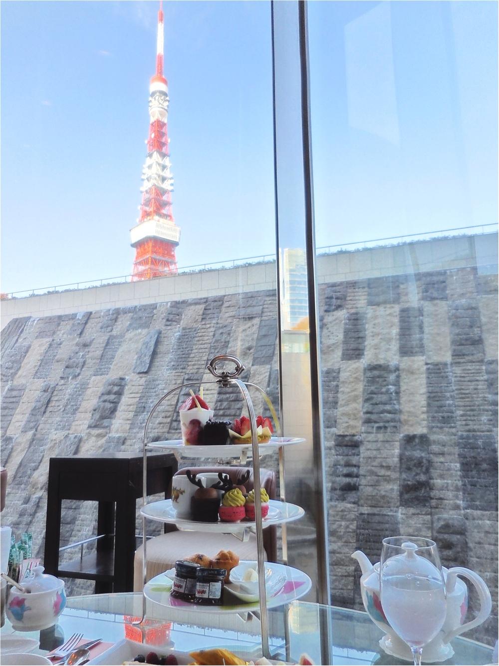 東京タワー アフタヌーンティ ザ・プリンス パークタワー東京