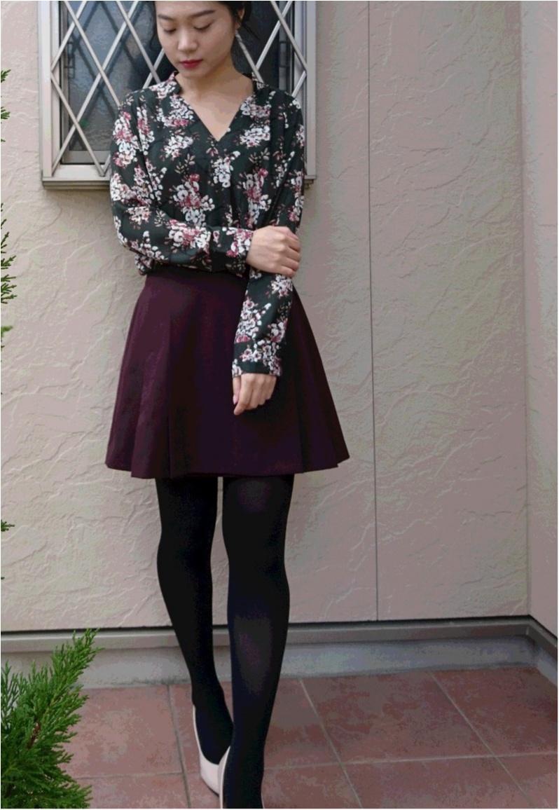 ViSで秋から春にも着れそうなブラウスを新調してきました!_8