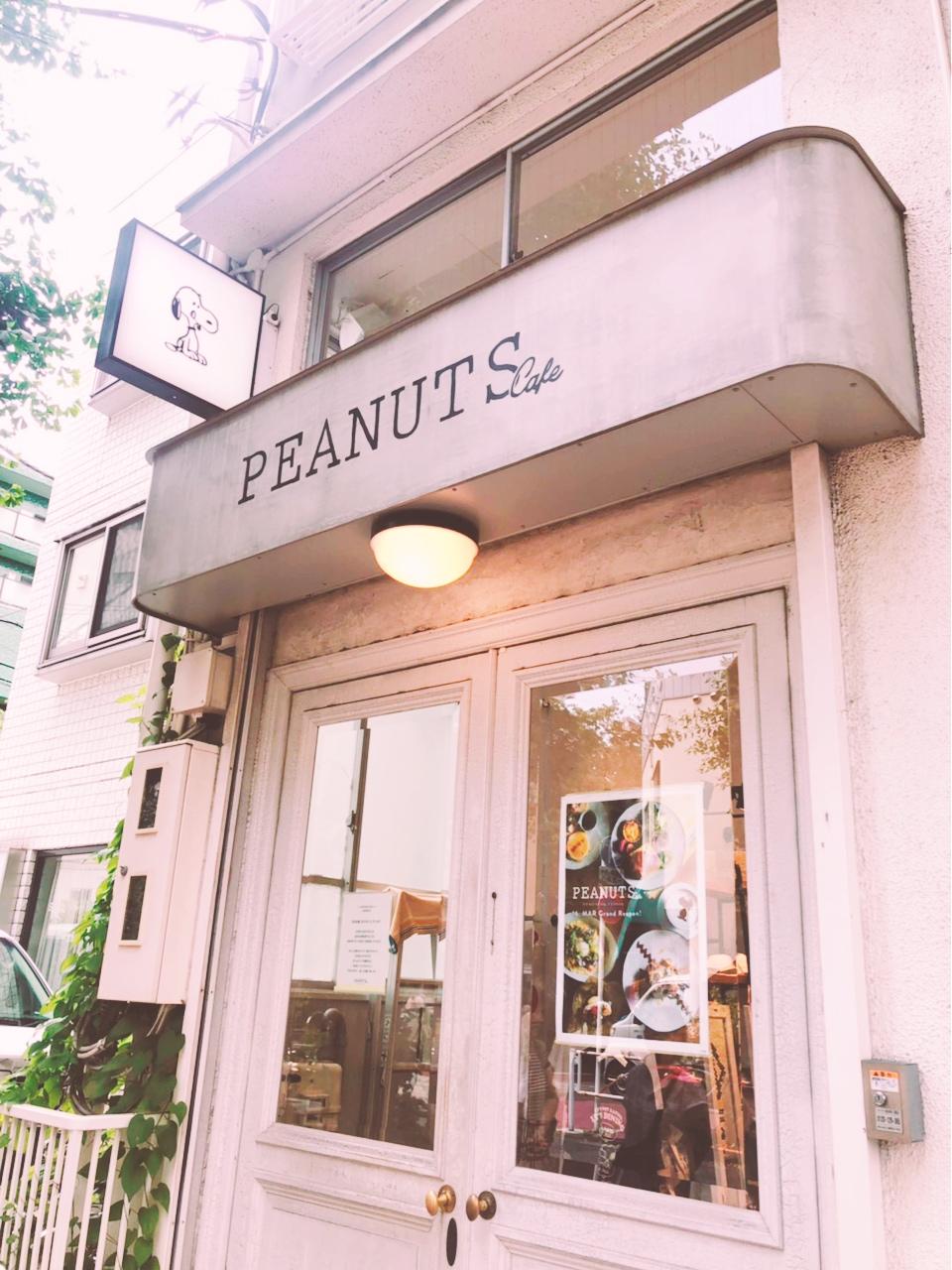 【スヌーピー】PEANUTS Cafeに行ってきました*_1