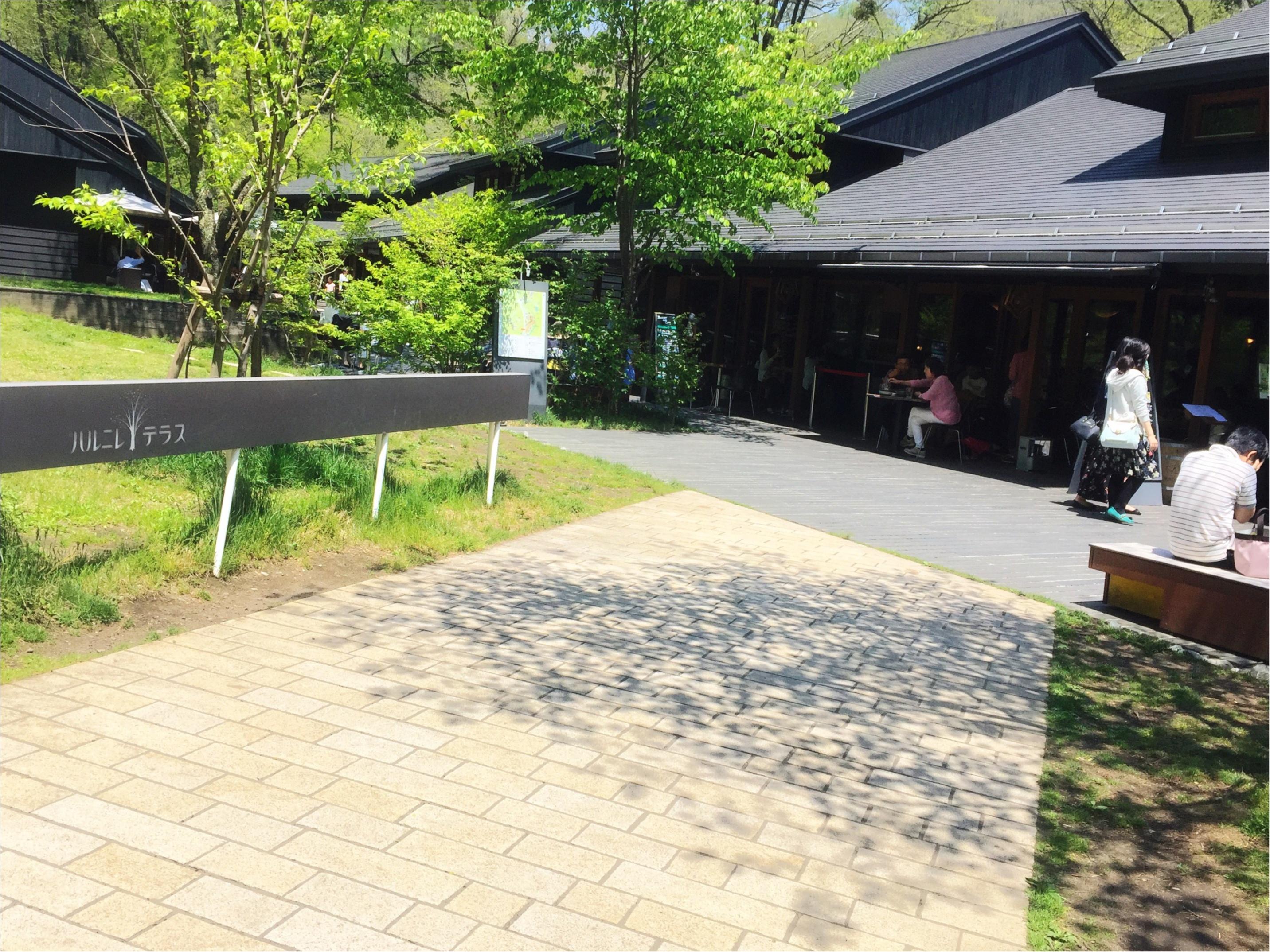 空気が美味しすぎる軽井沢に行ってきました♡_1