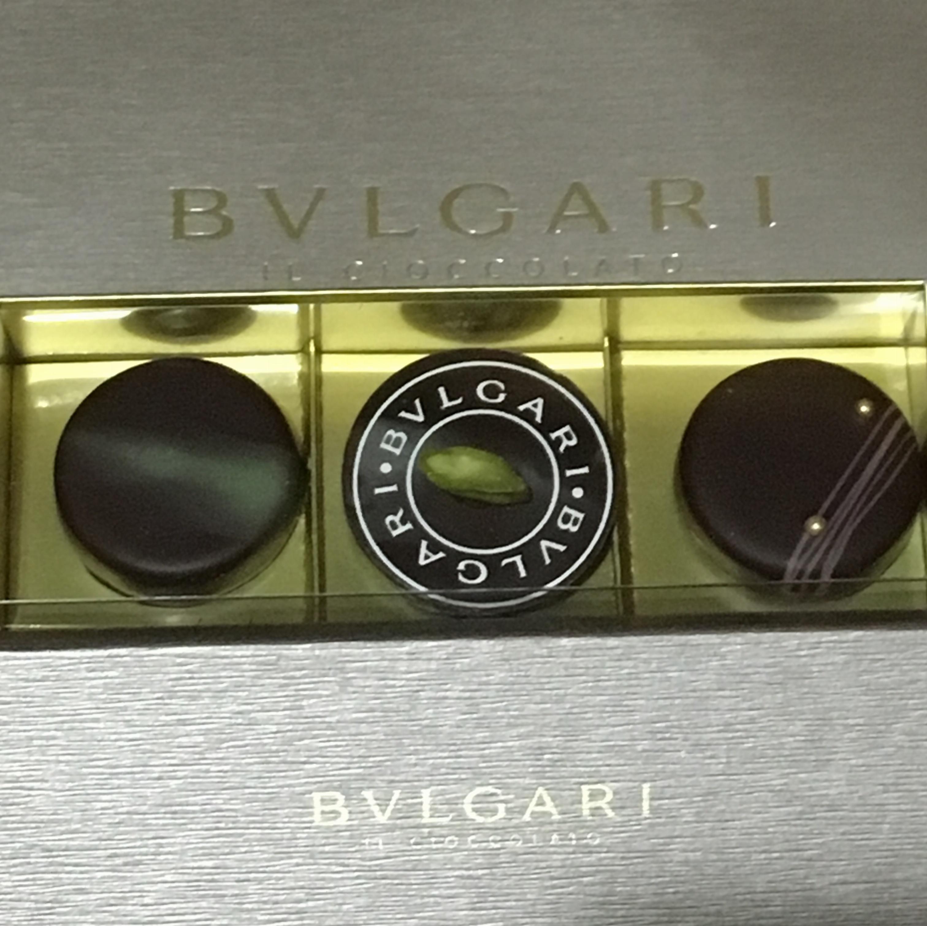 BVLGARI IL CIOCCOLATE♡至福のチョコレート_1