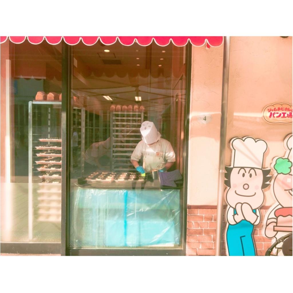 食べるのがもったいない!《 アンパンマンミュージアム 》で可愛すぎるキャラクターパンをゲット ♡_7