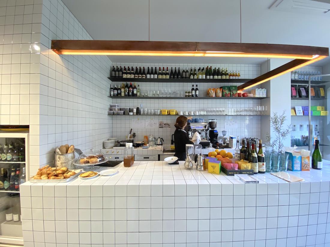 『アニエスベー渋谷店』11/16(土)オープン! パリを感じるカフェテラスでお茶しましょ♬_5