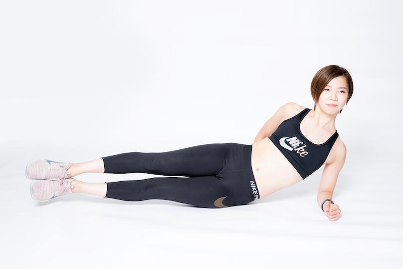 #腹筋女子 になりたい人集合! おうちでできる3つのトレーニング14