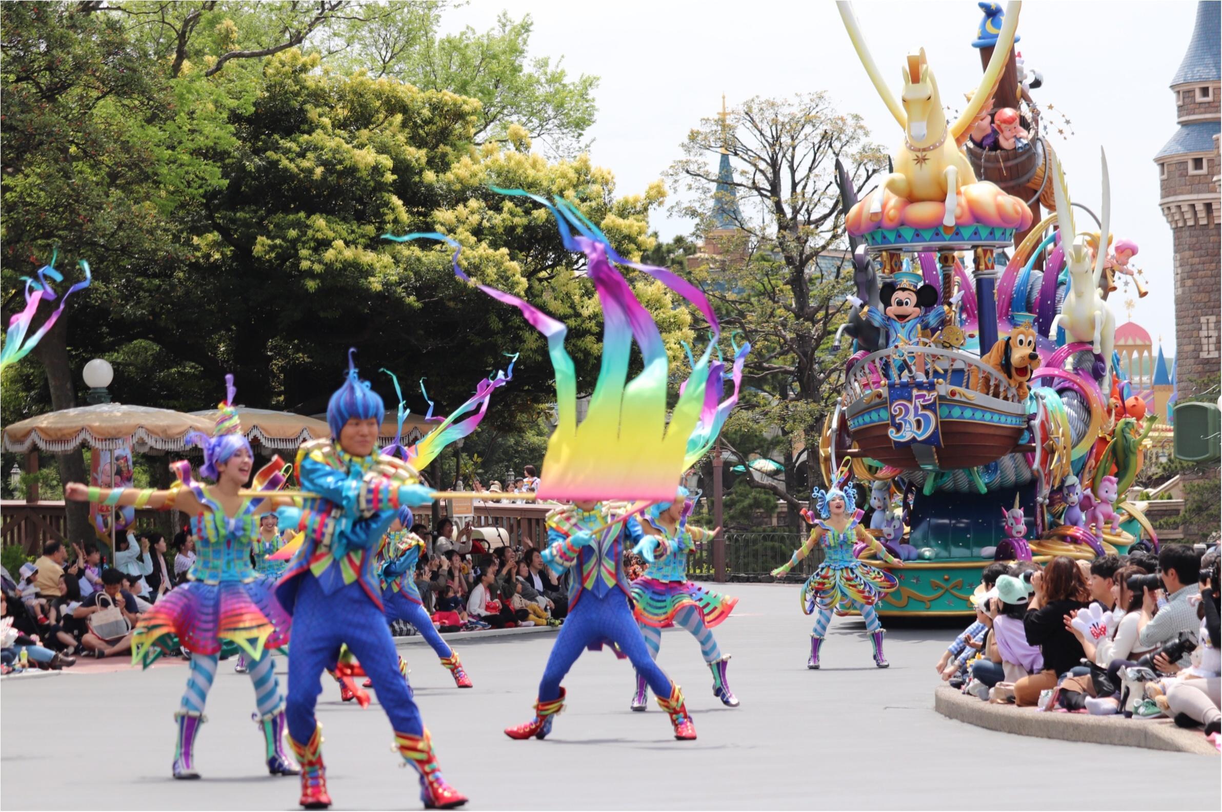 ▷【東京ディズニーランド35周年】Newパレード「ドリーミング・アップ!」がとにかく凄い!!_2