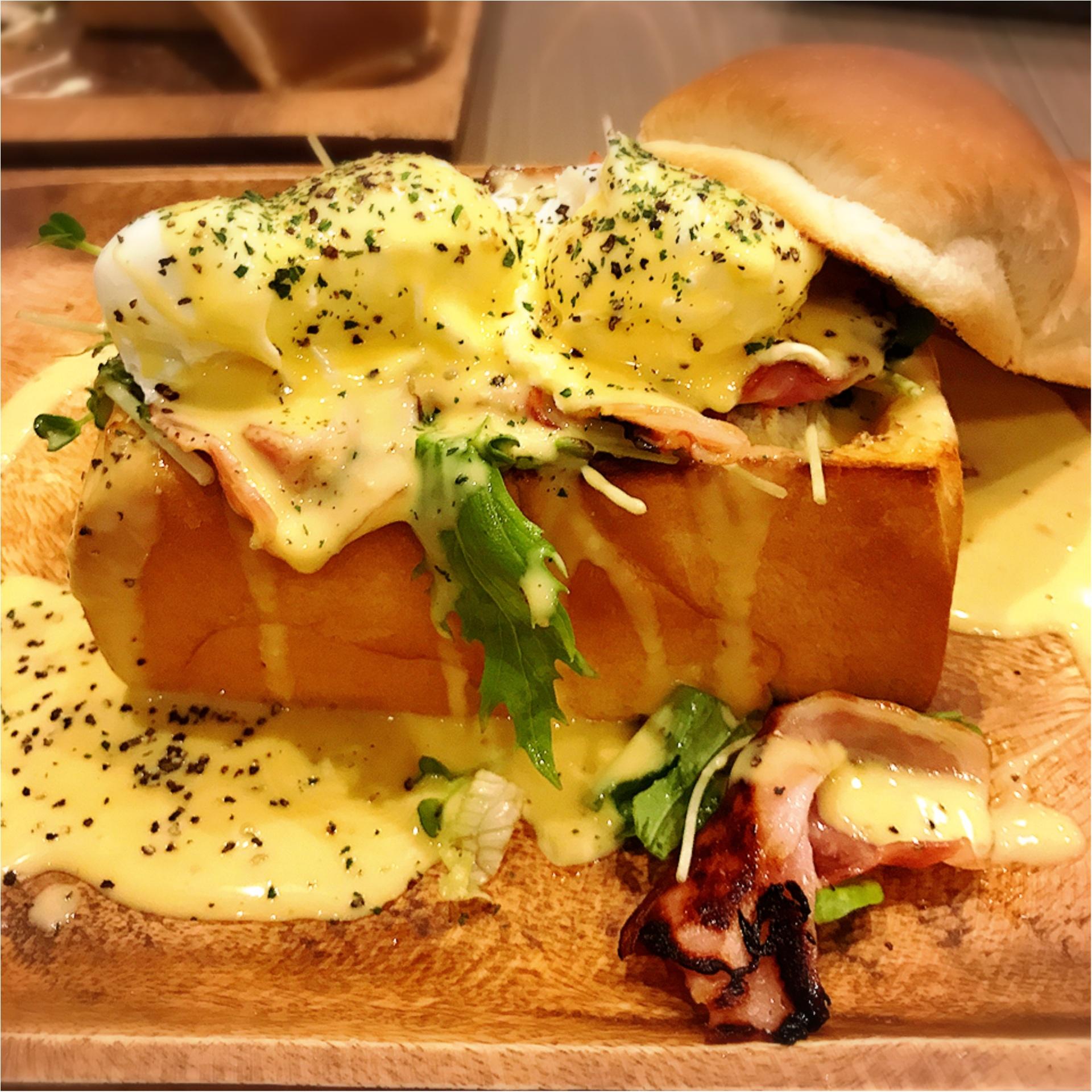 ★食パン丸ごとメインディッシュに⁉︎新感覚トースト『Q-BIC TOAST』っていったい何?★_3