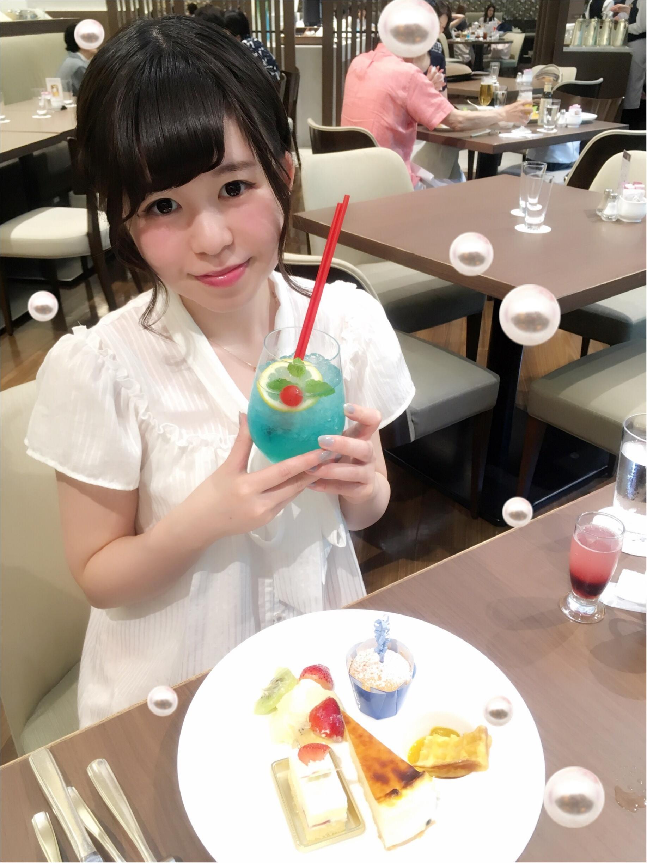 写真たくさん♡京王プラザホテルのプリンセスマーメイドプランで素敵なナイトプールタイムを♡_5
