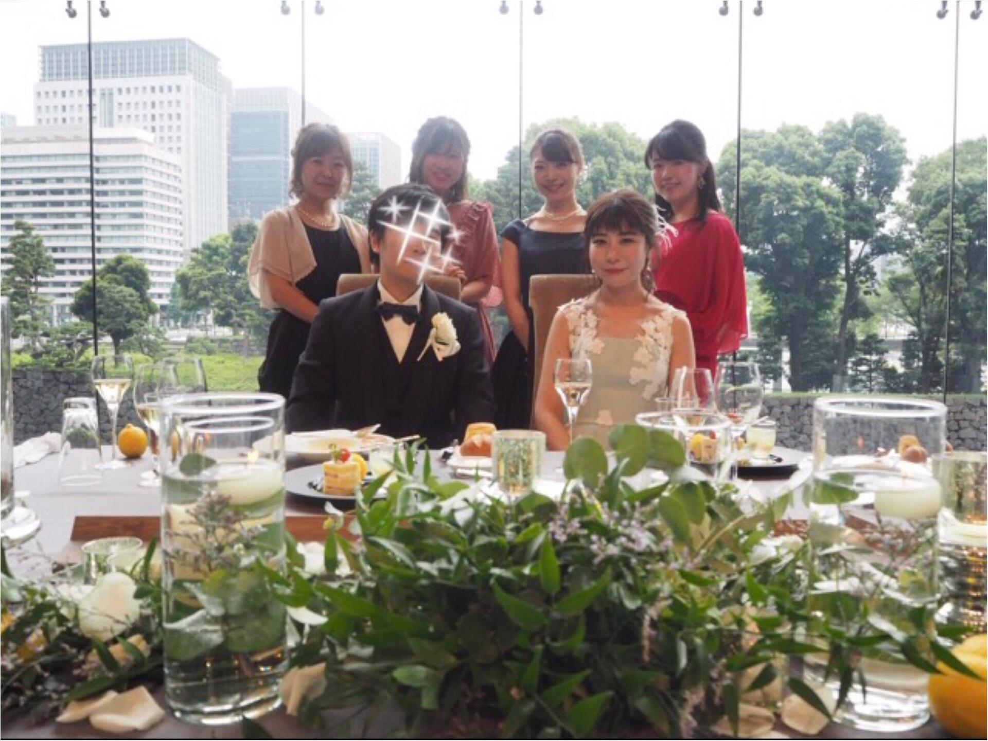 【パレスホテル東京】Happy Wedding❤︎モアハピ部 asuちゃんのアットホームな結婚式♡_8