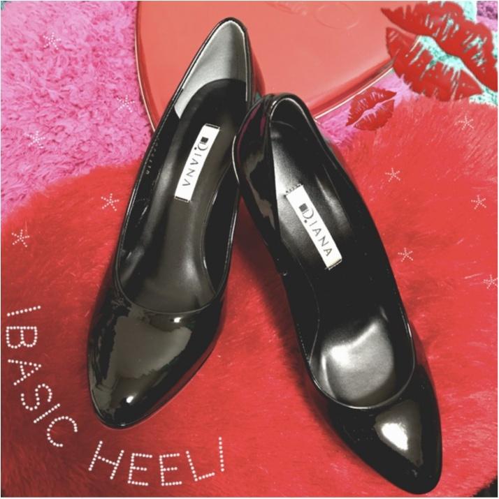 【Fashion】女性なら1足は持っていたい、どんな時でも使えるベーシック黒パンプス_3