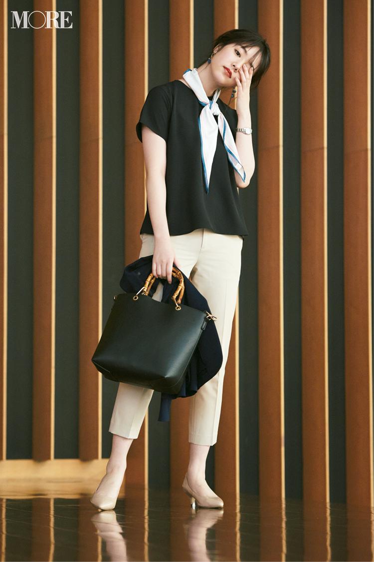 ユニクロコーデ特集 - プチプラで着回せる、20代のオフィスカジュアルにおすすめのファッションまとめ_28