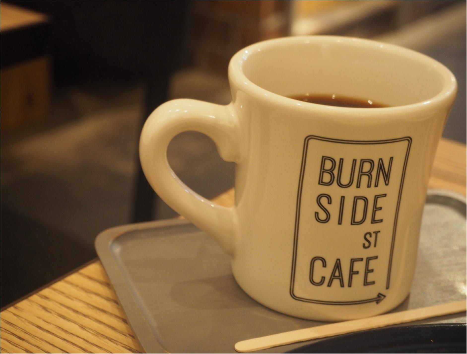 早く起きた朝は「burnsidestcafe (バーンサイドストリートカフェ)」でパンケーキがオススメ!_3