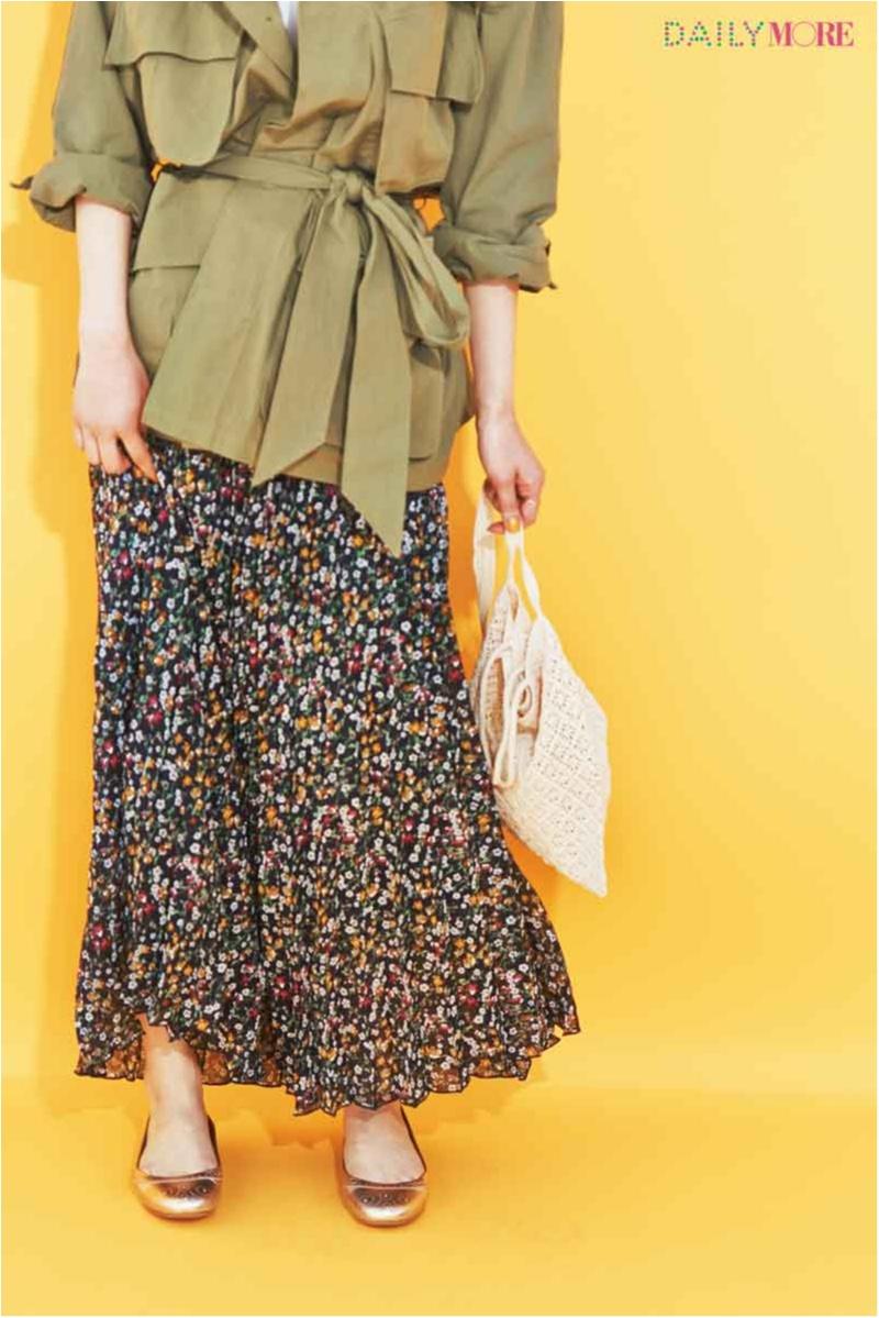 あなたのスカート、イタイ花柄になってない?【大人の花柄スカートを見分ける4つのポイント】_1_1