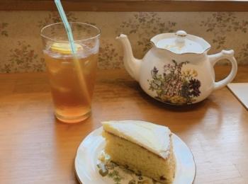 【みおしー遠征ログ❤︎宮城】仙台で発見!カフェ「POLLY PUT THE KETTLE ON」が映えすぎる♡