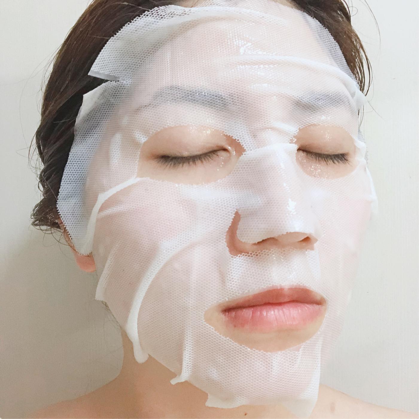 話題のFEMMUE(ファミュ)の新感覚シートマスクを体験!!_5