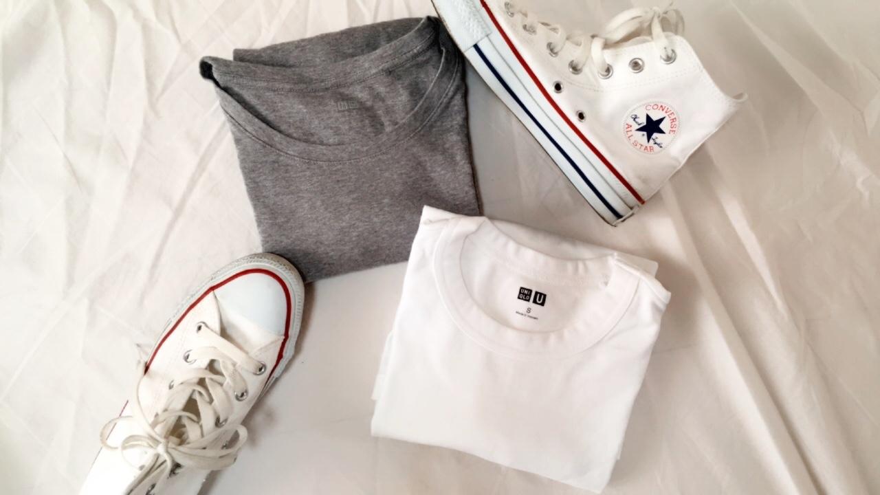 ユニクロのTシャツ特集 - UTやユニクロ ユーなど、夏の定番無地Tシャツ、限定コラボTシャツまとめ_9