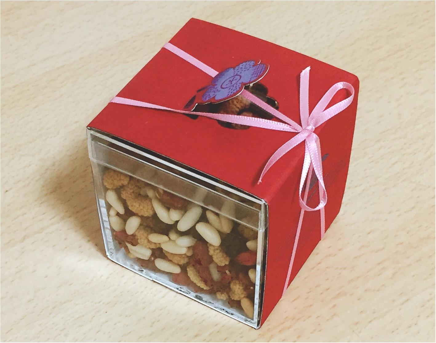 異動のプレゼント…✨✨_1