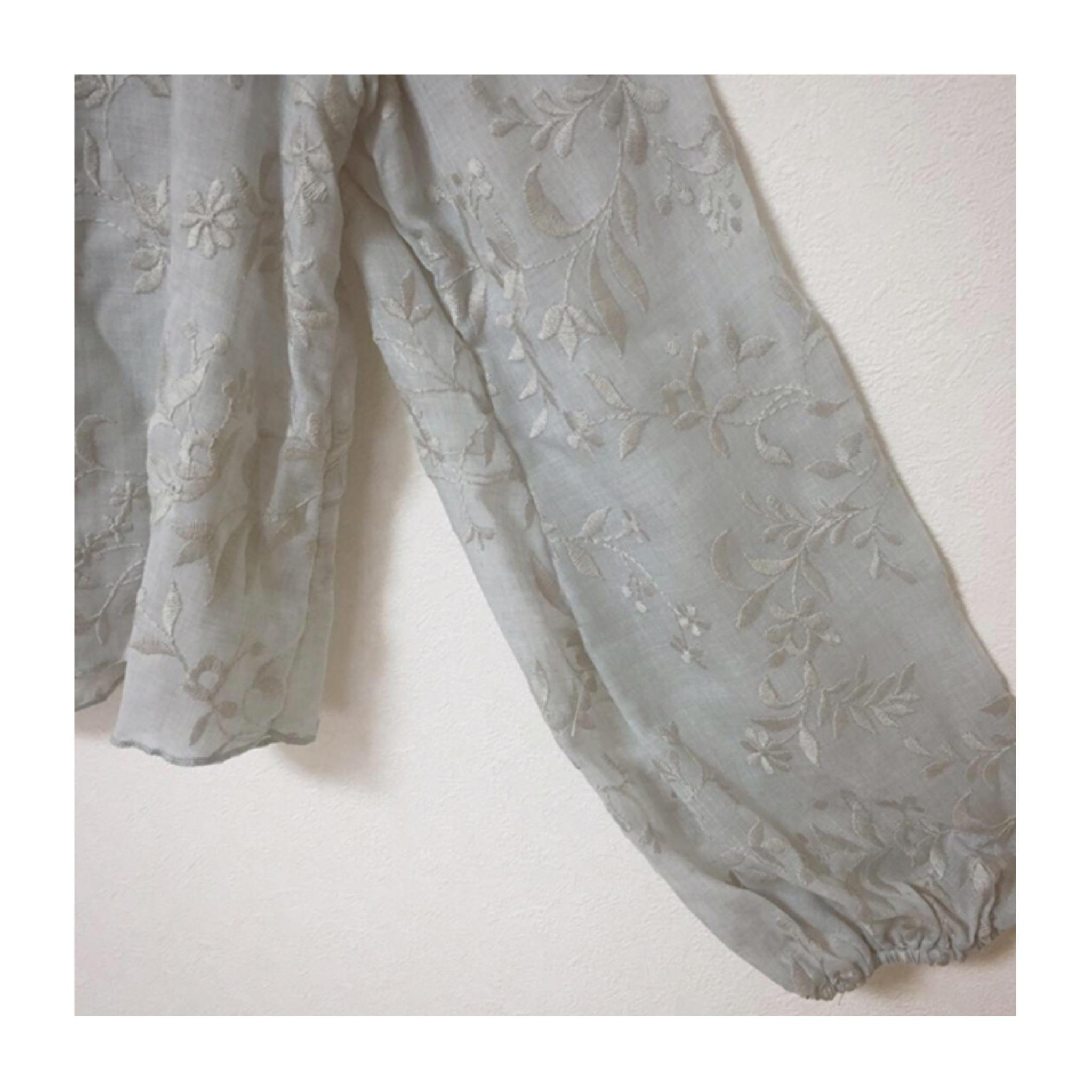 《#ザラジョ おすすめ❤️》【ZARA】でひとめボレした袖コンシャスなフリルブラウスがかわいすぎる!_3