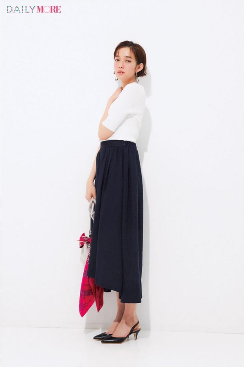 長め丈スカート Photo Gallery_1_23