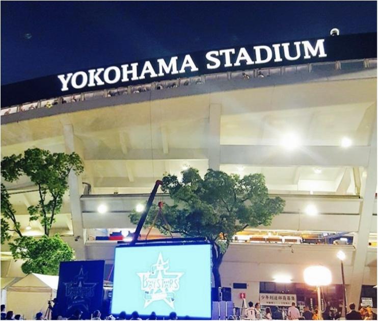 【プロ野球】チケットが無くたって楽しめる★ハマスタBAYガーデンがおすすめ!!_2
