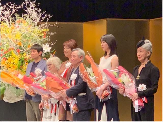 MORE専属モデル・唐田えりか、山路ふみ子新人女優賞を受賞! 女優としてさらに来年もはばたいて!_4