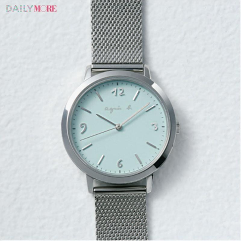 ピンク? ブルー? それともグリーン? 新しい腕時計は「フェイスの色」で選ぶのが大正解!!_3_2