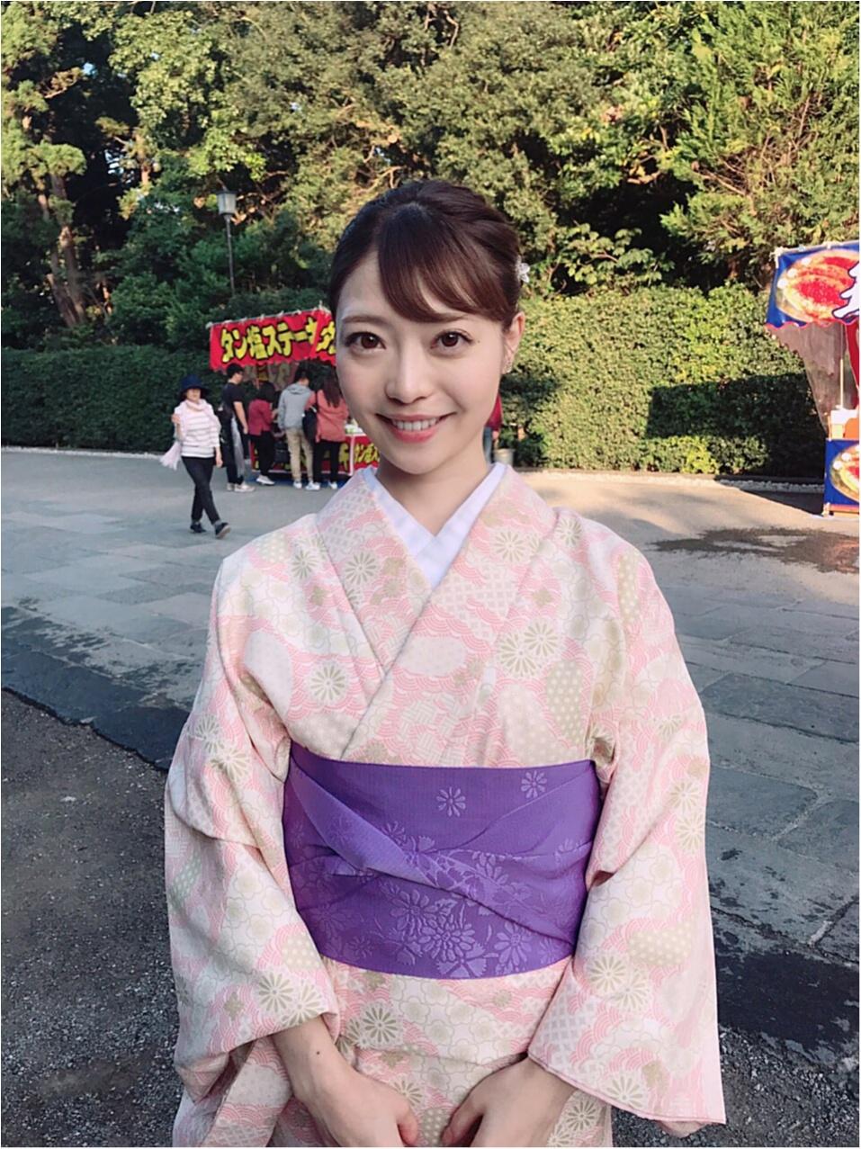 【着物でフォトジェニック!】『今の季節にオススメな』鎌倉で食べ歩きしたい方必見!ご紹介します♡_2