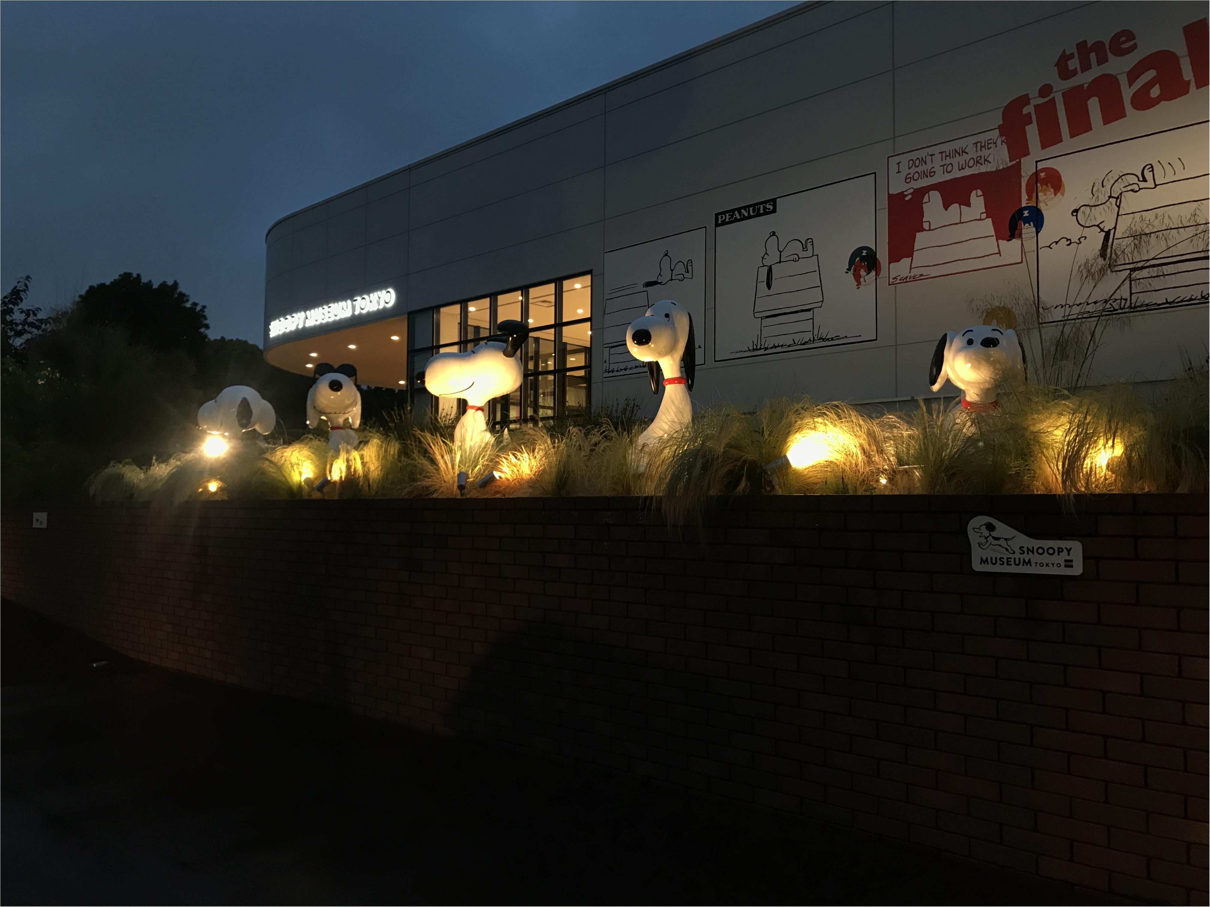 """【六本木】雨の日のお出かけ展覧会"""" SNOOPY MUSEUM TOKYO """"いよいよ最終回_7"""