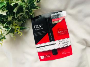 【D-UP(ディーアップ)】まるでマツエク!?あの人気マスカラを使ってみた♡