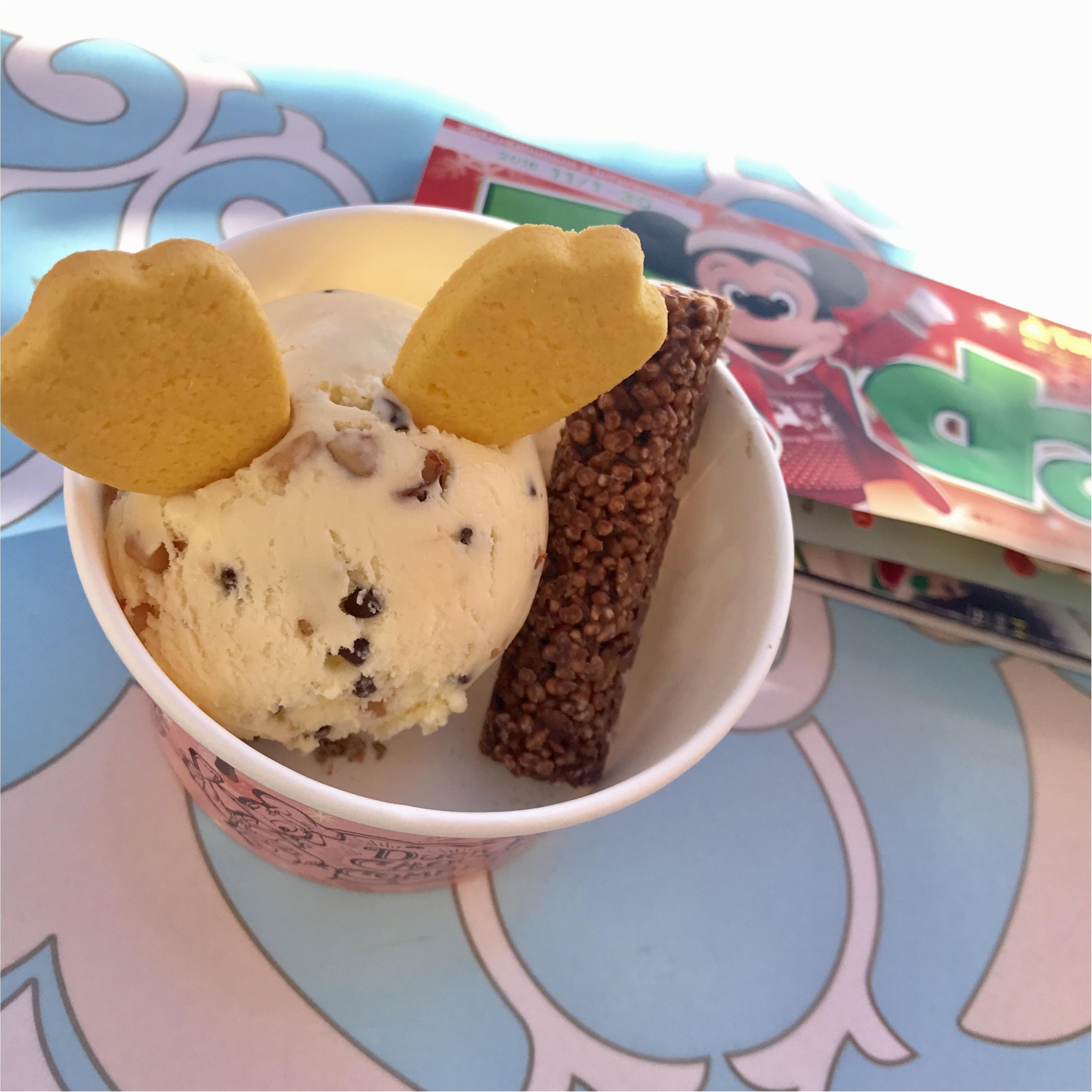 【Disney Land Xmas!】35周年&クリスマスシーズンの食べ歩きフード_3