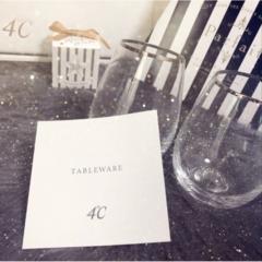 【ブライダルフェア】お得なことがいっぱいなの知ってる??あの有名なアクセサリーブランドのグラスを来店特典でもらっちゃいました♥︎他にも、嬉しいサービスが…♡♡